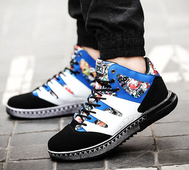 Visualizzza di più. Moda uomo scarpe autunno inverno making-replica fiori  tela y3 scarpe casual in aiuto 2015 2e1d7622901