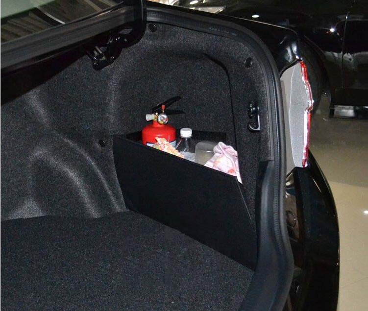 rear trunk storage box cover auto car storage bag cover for toyota camry 2012 2015 auto. Black Bedroom Furniture Sets. Home Design Ideas