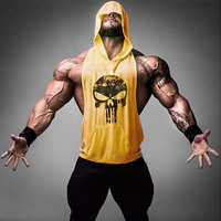 Animal Brand Clothing Fitness Tank Top Men Stringer Golds Bodybuilding Muscle Shirt Workout Vest Gyms Undershirt