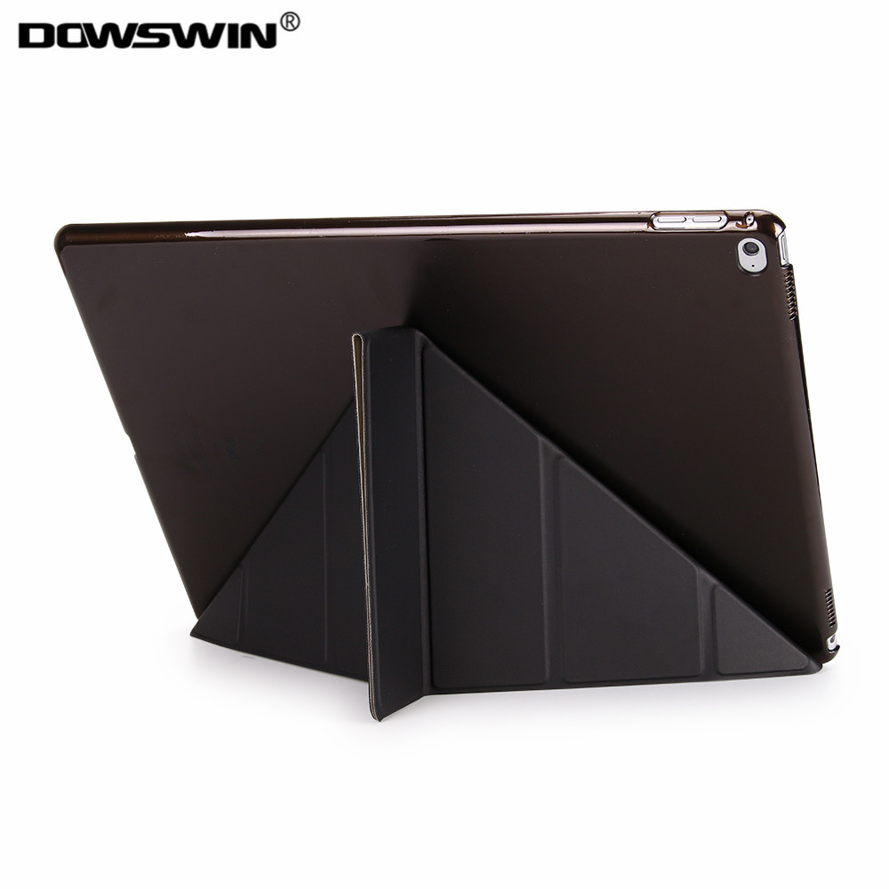 for ipad pro 12.9 case, Yippee color flip stand wake sleep smart cover pc back cover  for ipad pro 12.9 inch stand cover Coque ctrinews for apple ipad pro 9 7 tablet case smart leather cover flip case for ipad pro 9 7 inch pc back cover wake up sleep
