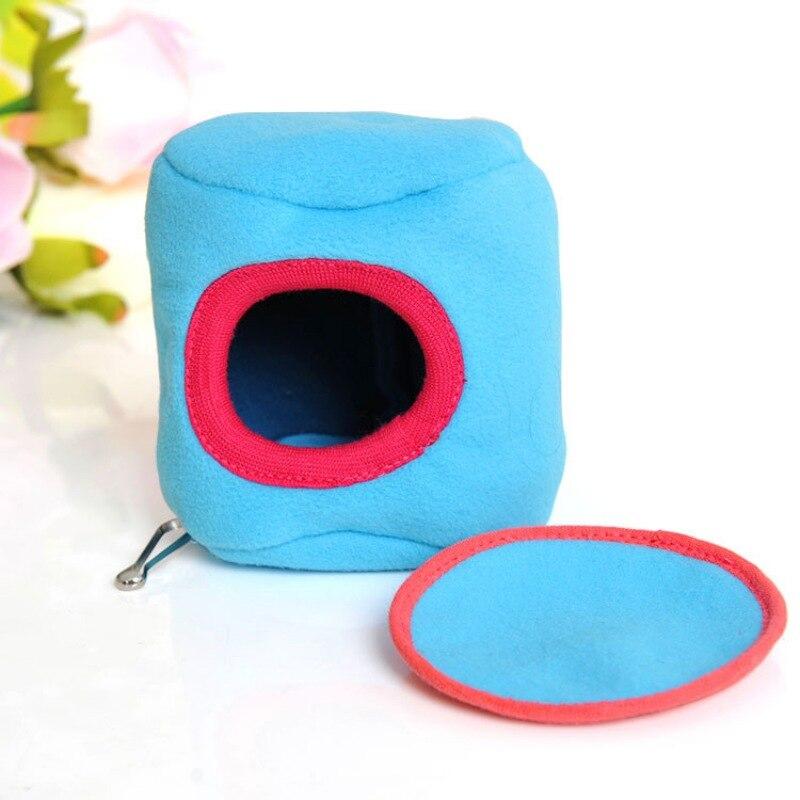 Appeso Bed Toy Hammock per Furetto Rat Hamster Parrot Scoiattolo 10cm - Prodotti per animali domestici - Fotografia 6