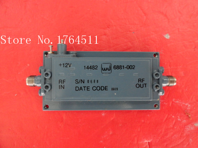 [BELLA] WJ WJ-6881-002 12V SMA supply amplifier