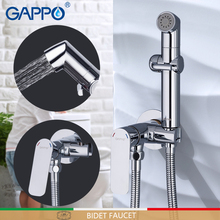 GAPPO Bidet Faucet Brass Toilet shower muslim shower mixer Tap bathroom muslim tap mixers bidet toilet spray shattaf цены