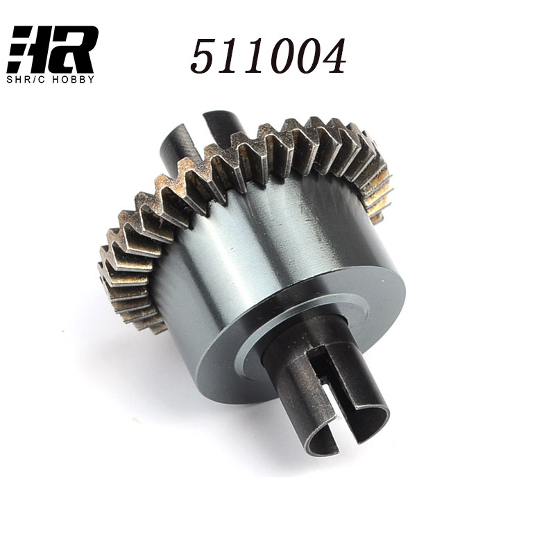 511004 Metal differential case suitable for RC car 1/10 FS Differential skeleton car general Free shipping ordinary differential equations