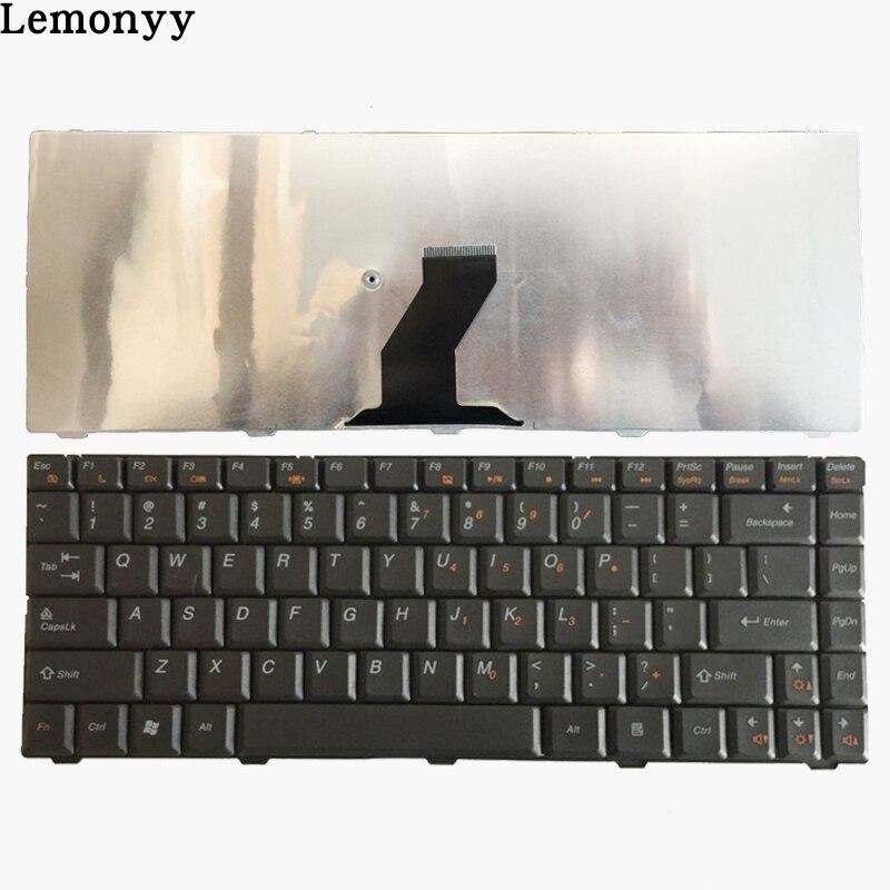 New US Keyboard For Lenovo Ideapad B450 B450A B450L B465C B460C G465C G470E N480 N485 Series US Laptop Keyboard
