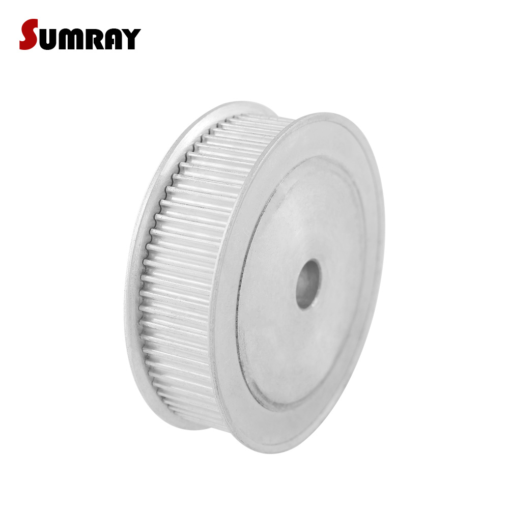 2PCS 3M Timing Pulley 30T 10mm Bore with 270-3M Belt for Stepper Motor HTD