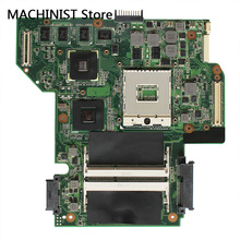 Оригинальный дизайн для ASUS U53JC U53J ноутбук материнская плата REV 3,1 HM55 DDR3 PGA989 310 м 69N0HYM20A01 60-NZ5MB2000-A01