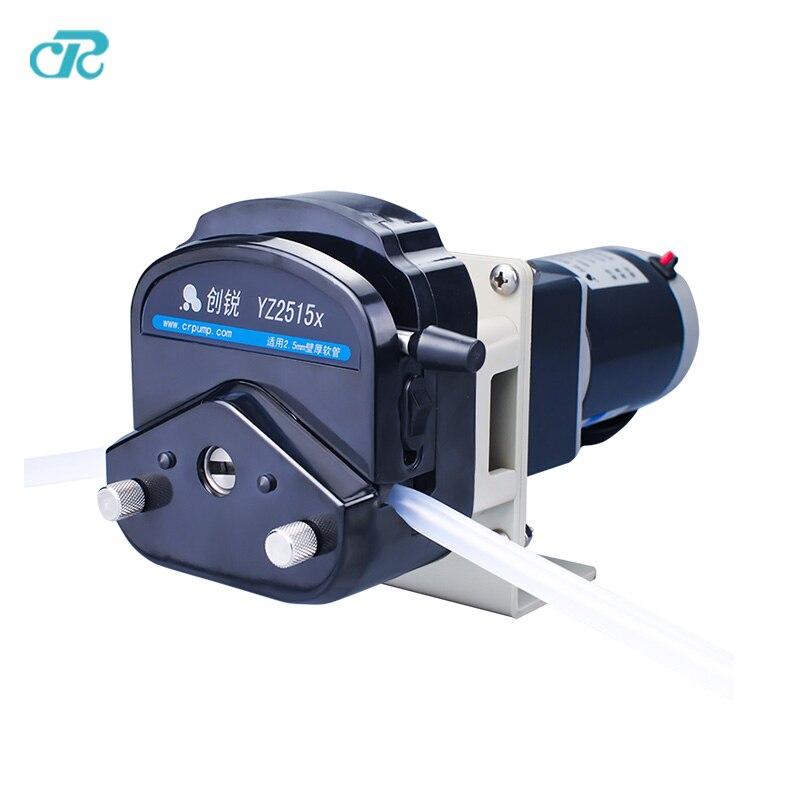 DC12V DC24V motor OEM pump viscous liquid transfer peristaltic pumpDC12V DC24V motor OEM pump viscous liquid transfer peristaltic pump