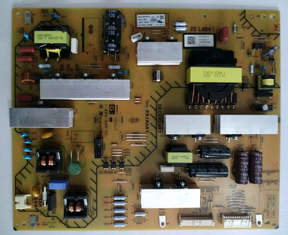 APS-366 1-893-335-11 Good Working Tested