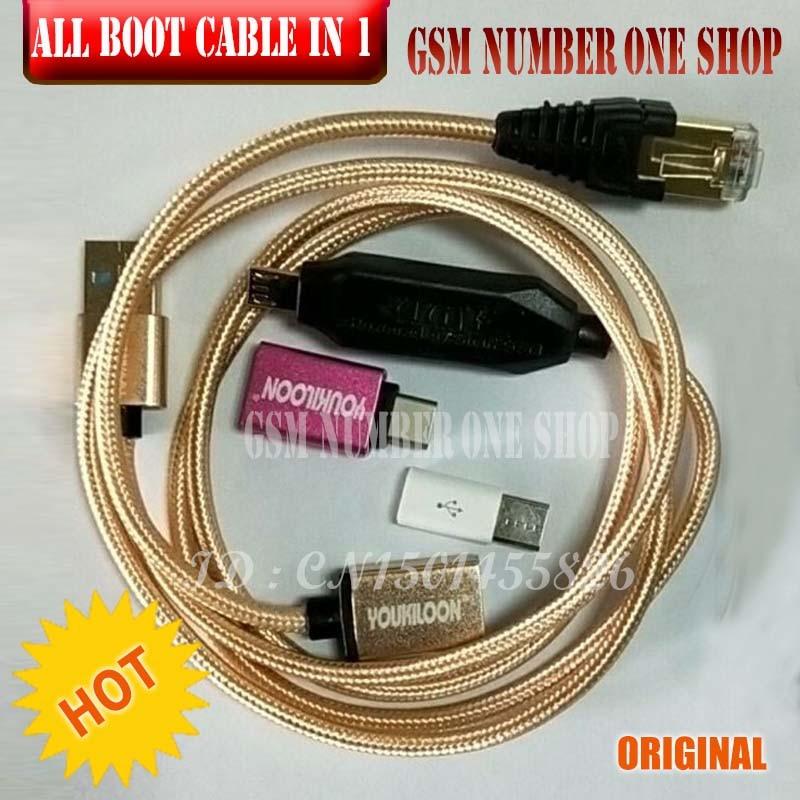 all in 1 cable - GSMJUSTONCCT -E3
