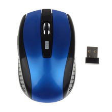 Malloom 2017 New Arrival Mouse Sem Fio Portable 2.4Ghz Wireless Optical Gaming Mouse Gamer Mice For PC Laptop Computer Pro Gamer