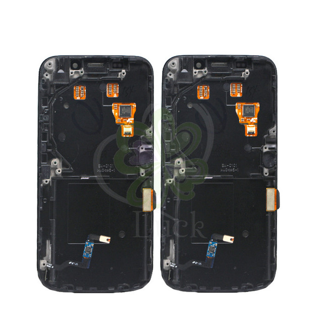 For Samsung Touch Screen For Samsung Galaxy S4 SIV ZOOM C101 LCD with frame Screen Display Touch Screen Digitizer Assembly+Tool