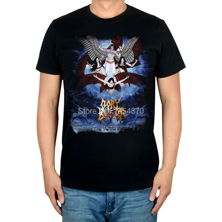 2 дизайна крутой Ангел Гори блистер рок Бренд музыкальная футболка хлопок панк фитнес тяжелый рок металл черный рубашки скейтборд хип хоп