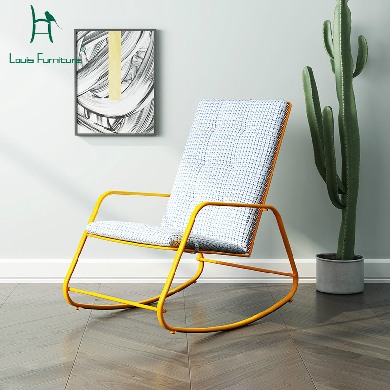 Cool Us 86 0 Louis Fashion Chaise Lounge Lazy Adult Balcony North European Casual Nap Lounge Chair Free And Easy Modern In Chaise Lounge From Furniture Alphanode Cool Chair Designs And Ideas Alphanodeonline