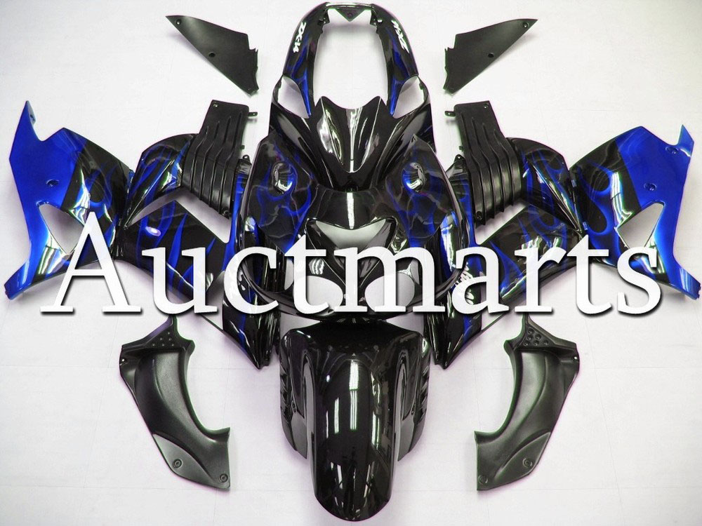 Fit for kawasaki  ZX-14R ZZR1400 2006-2011 Injection ABS Plastic motorcycle Fairing Kit Bodywork ZX14R 06-11  CB05