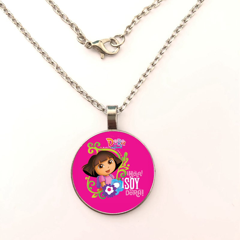 2019 New cartoon cute fashion women necklace jewelry men and women jewelry gifts custom personalized necklace in Pendant Necklaces from Jewelry Accessories