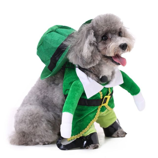 Pet Funny Cosplay Costume Christmas Pets Dog Cat Prince Clothes Set Pet  Puppy Overalls Dog Halloween - Pet Funny Cosplay Costume Christmas Pets Dog Cat Prince Clothes Set