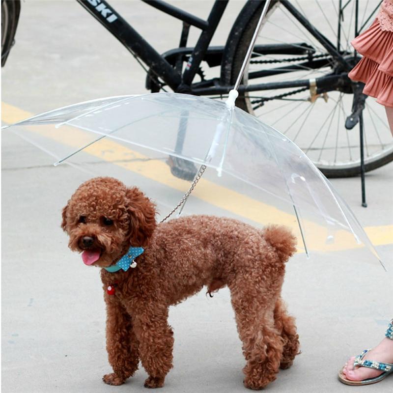 Diámetro 69 CM Seco Cómodo Cachorro mascotas dog paraguas Al Aire Libre Para La