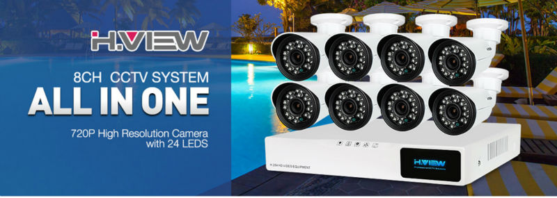 CCTV Security Camera System 8810X5AM (1)