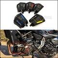 De alta qualidade da motocicleta radiador painel grill grille guarda capa protector para yamaha mt07 mt-07 2013-2015 acessórios