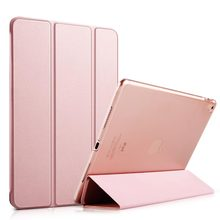 For Apple iPad Professional 9.7 Circumstances kenke PU Leather-based Good Cowl desk equipment case for iPad air2 Sleep Get up case