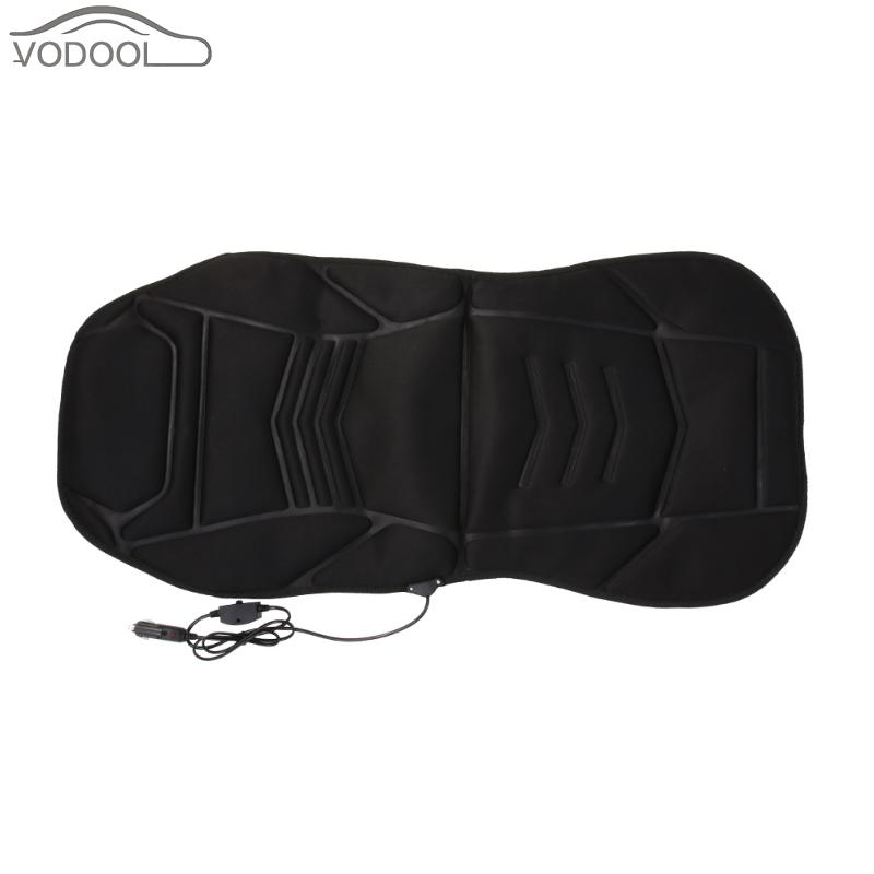 Universal Cigarette Lighter Powered Car Front Seat Heating Cushion Automobiles Chair Mat Warmer Winter Seat Cover Hot Pad DC 12V