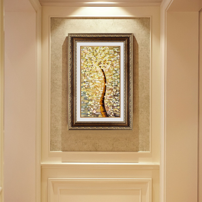 Italy style famous canvas oil painting Puchu tree wall art paintings ...