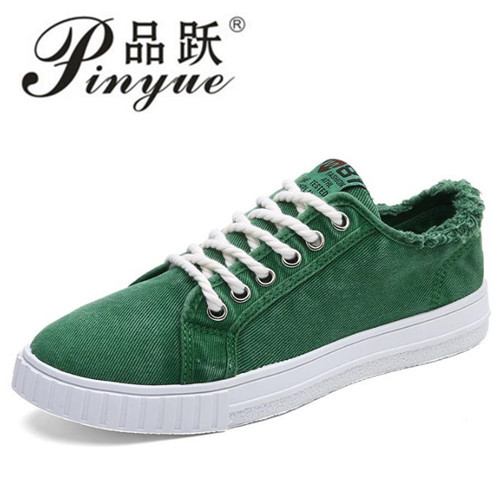 f3c46665a29 New Arrival Spring Summer Comfortable Casual Shoes Mens Canvas Shoes For Men  Lace-Up Brand Fashion Flat Loafers Shoe