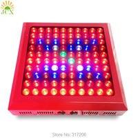 9 bandes 300 w led élèvent la lumière Haute puissance rouge shell led hydroponique éclairage pour la croissance des plantes et la floraison