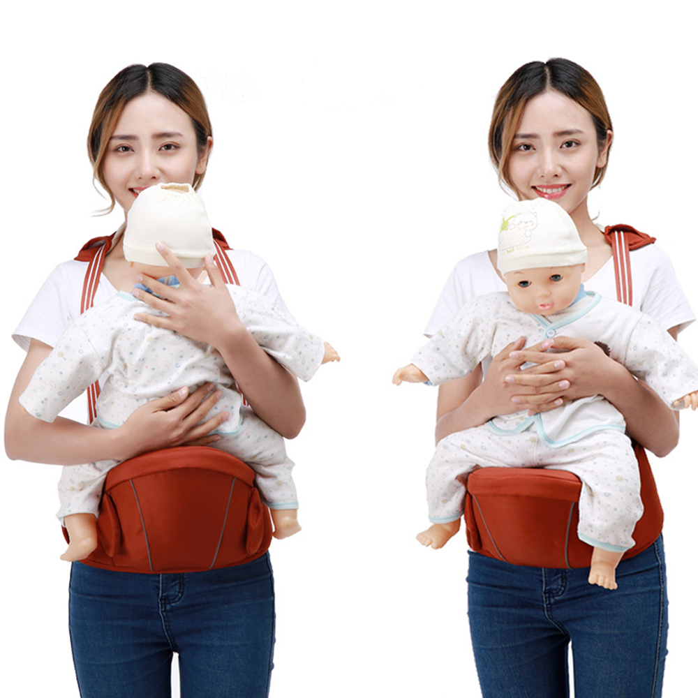 Baby Waist Stool Baby Carrier Multi-Functional Hipseat Kids Child Seat Stool Breathable Mummy Waist Belt Backpack Carrier