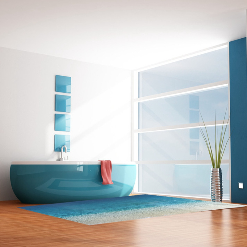 Online Get Cheap Ocean Bathroom Decor Aliexpress – Ocean Bathroom Decor