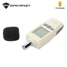 1 шт. мини шумомеры децибел метр регистратор шум звуковое устройство цифровой диагностический инструмент автомобильный микрофон 30~ 130 дБ