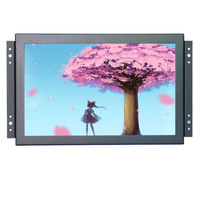 Industrial resistive touch screen monitor 10.1 inch 1920*1200 open frame full HD touch monitor