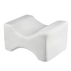 Espuma de memória joelho perna travesseiro cama almofada perna dar forma à gravidez alívio da dor do corpo travesseiro de dormir