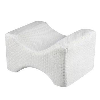 Z pianki Memory Knee noga poduszka poduszka na łóżko noga Pad noga kształtowanie ciąża ciało ulga w bólu poduszka do spania