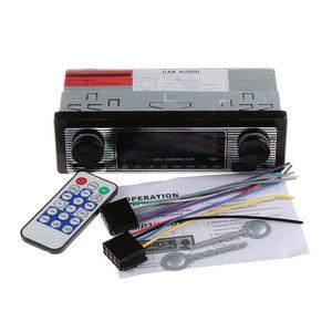 Image 5 - Car USB FM retro radio classic auto radio player Bluetooth Stereo Vehicle avtagnitola retro car radio bluetooth MP3 Player