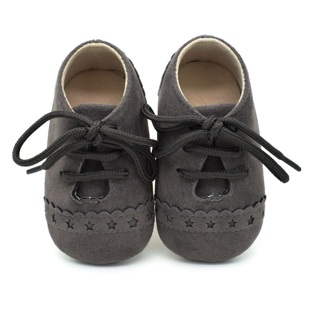Baby Shoes Nubuck Leather Moccasins Soft Footwear Shoes For Girls Baby Kids Boys Sneakers First Walker Winter Baby Girl Shoes