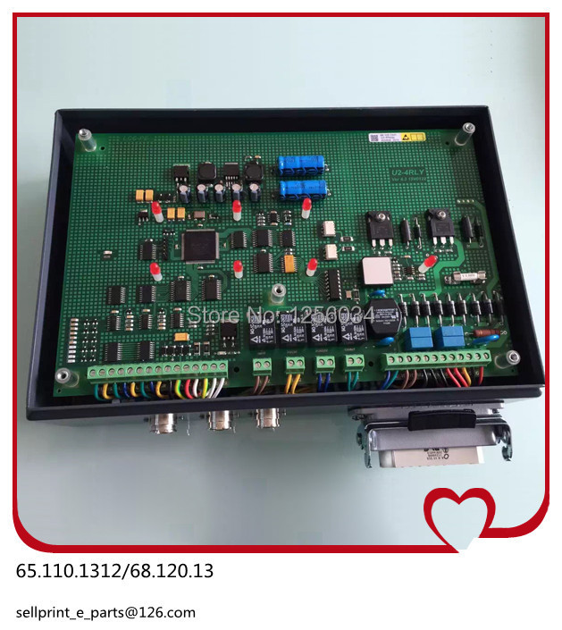 1 piece Heidelberg 80s sensor U2 compatible cartridge 65.110.1312, Sensor U2 for heidelberg 68.120.1312