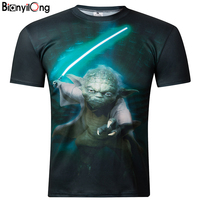 Star Wars 2017 Hot War Tee 3D Printed T Shirts Men Fitness Clothing Casual Bodybuilding Tops