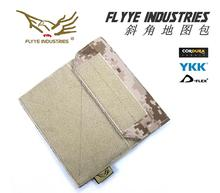 In stock FYLLE Genuine CORDURA Waterproof Nylon Molle Tactical Admin Map Pouch Military Combat Admin Pouches Gear pouch C003