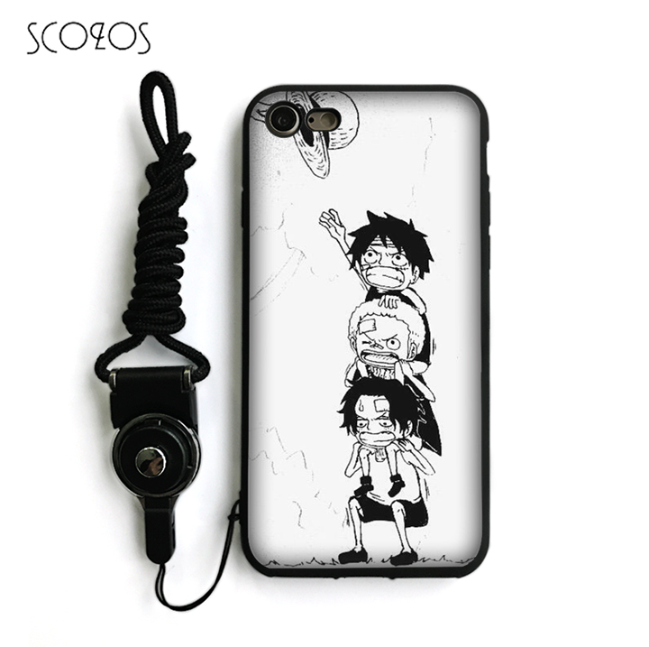 coque iphone 8 one piece ace
