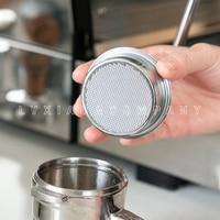 Watchget 18g café espresso cesta do filtro de café  aço inoxidável máquina café filtro 58mm portátil|Filtros de café| |  -