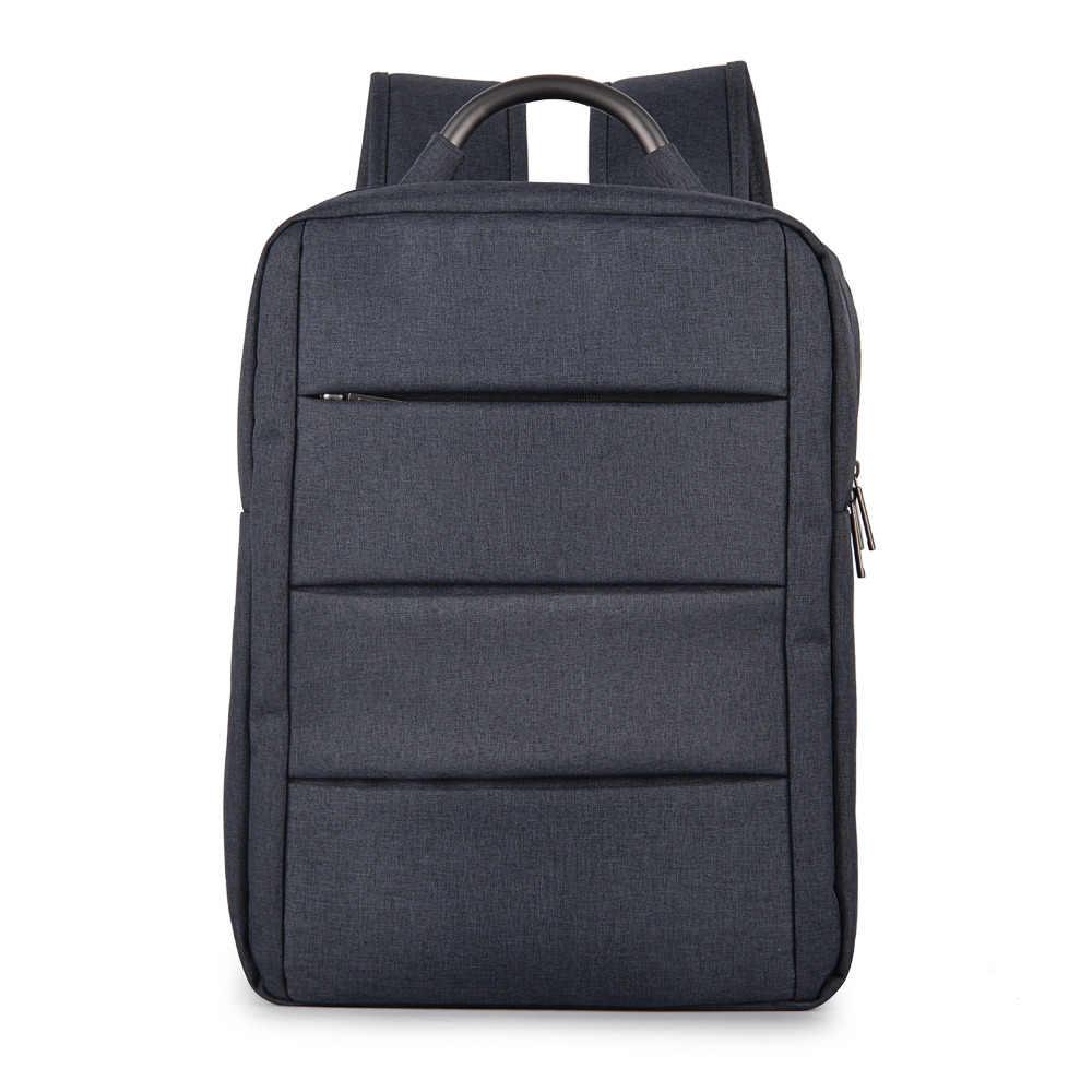 3b4018894da3 15.6 дюймов ноутбука Тетрадь Рюкзаки Для мужчин тонкий классический Бизнес городской  рюкзак Для женщин сумка рюкзак