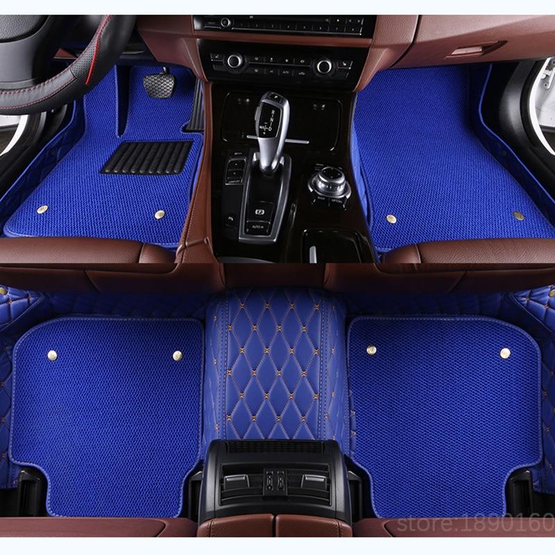Custom Car Floor Mats For 100 Fits Mini Countryman Coupe