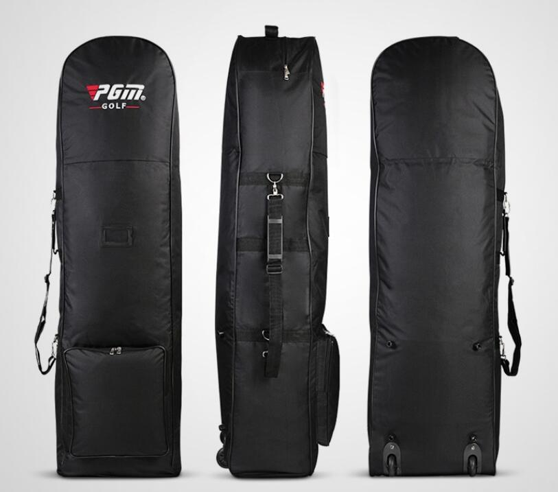 High quality Waterproof Durable Golf Aviation Bag Professional Golf aviation package with pulley