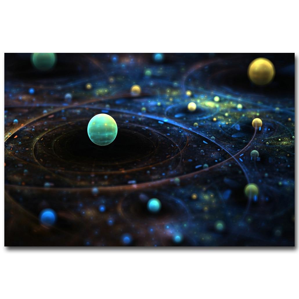 Nicoleshenting Solar System Milky Way Galaxy Space Stars