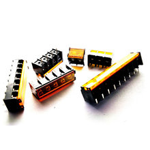 H026  5pcs/lot HB-9500 lid Barrier Terminal 9.5MM high current connectors Barrier Blocks 2p/3p/4p/5p/6p/7p/8p/9p Free shipping