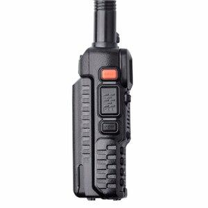 Image 4 - DMR Baofeng DM 5R numérique double bande talkie walkie émetteur récepteur VHF UHF 136 174/400 480MHz longue portée Interphone Radio bidirectionnel