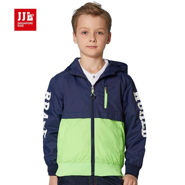boys coat and jacket 2016 brand boys jacket children outerwear patchwork kids jacket children coat kids clothes sport wear