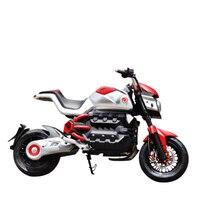 Электробайк для взрослых Электрический велосипед электрические мотоциклы 72V20A батарея 2000 Вт двигатель ЖК дисплей электронный инструмент